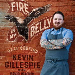 Fire in My Belly: Real Cooking Hardcover